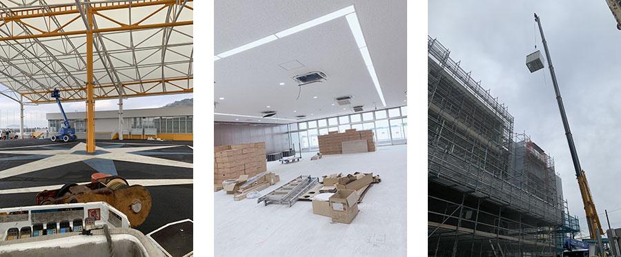 事務所・商業施設・工場の電気工事